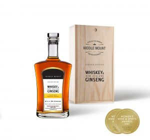 Middle Mount Whiskey