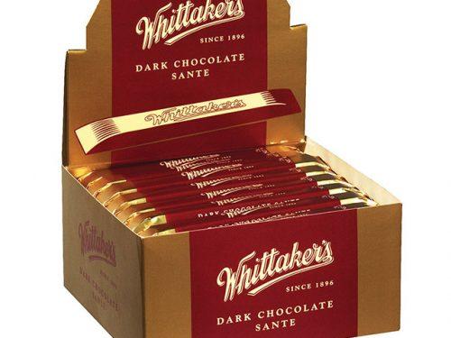Whittakers Dark Sante bar