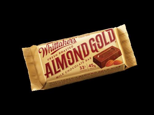 Whittaker's Almond Gold Slab