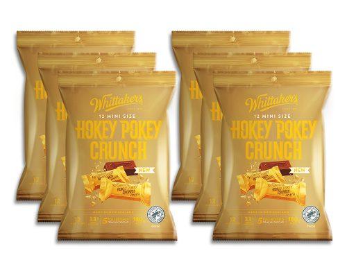 Whittaker's-Share-Pack-Mini-Slab-Hokey-Pokey-Crunch