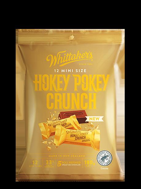 Whittakers mini Slabs Hokey Pokey Crunch