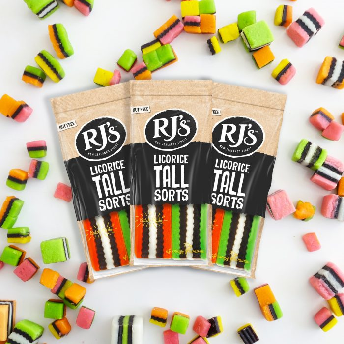 RJ's Tallsorts