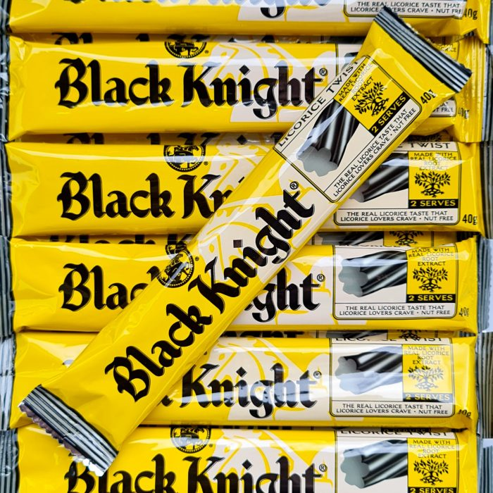 Black Knight Licorice Twist
