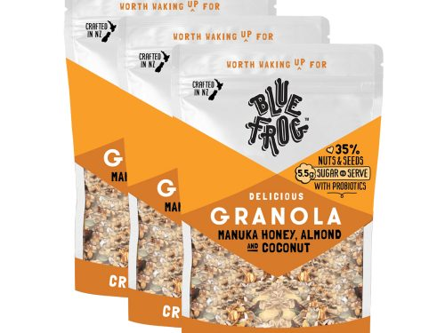 Blue-Frog-Granola-Manuka-Honey-Almond-and-Coconut