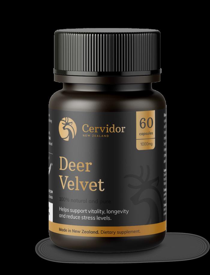 New Zealand Deer Velvet Capsules