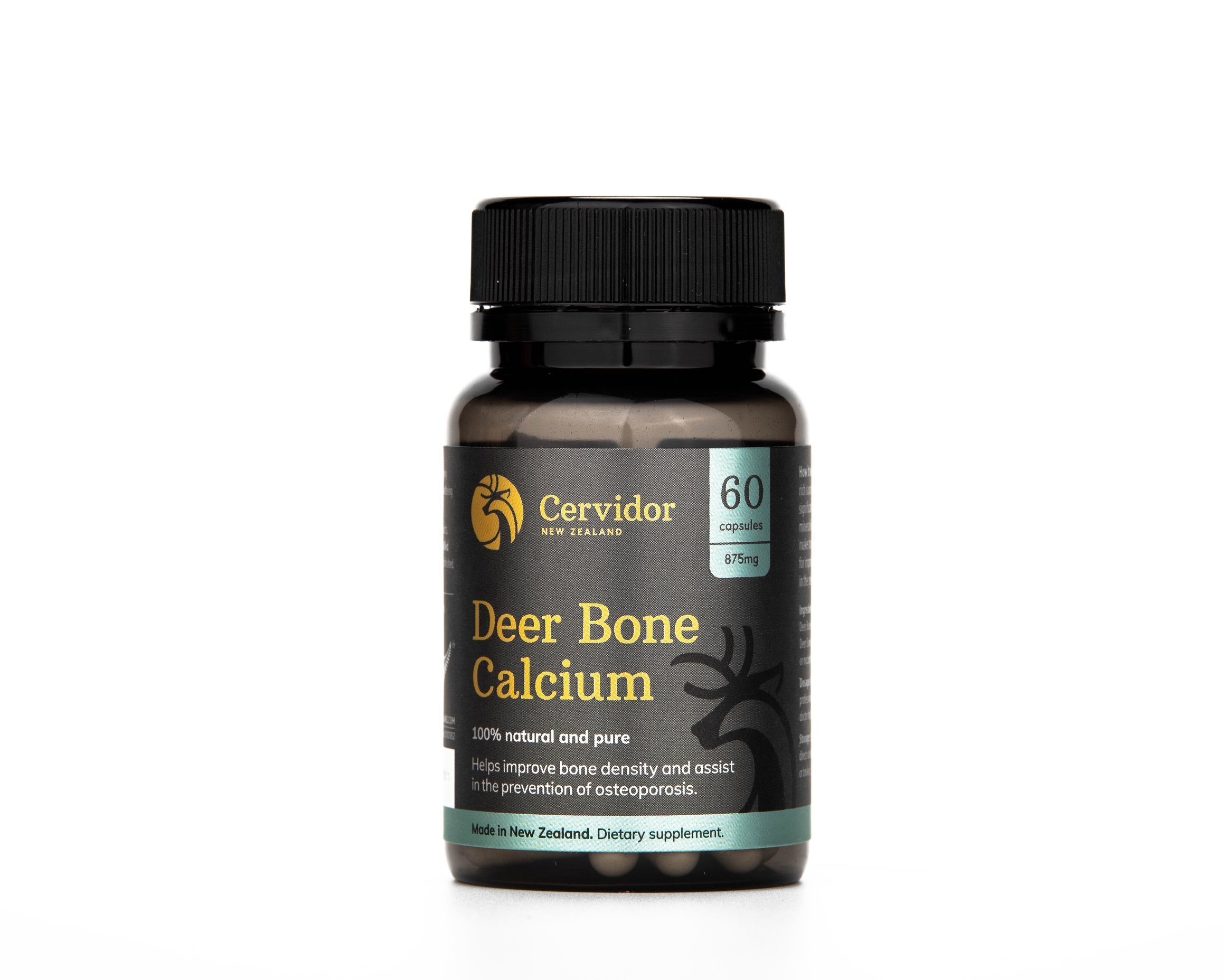 New Zealand Deer Bone Calcium Capsules