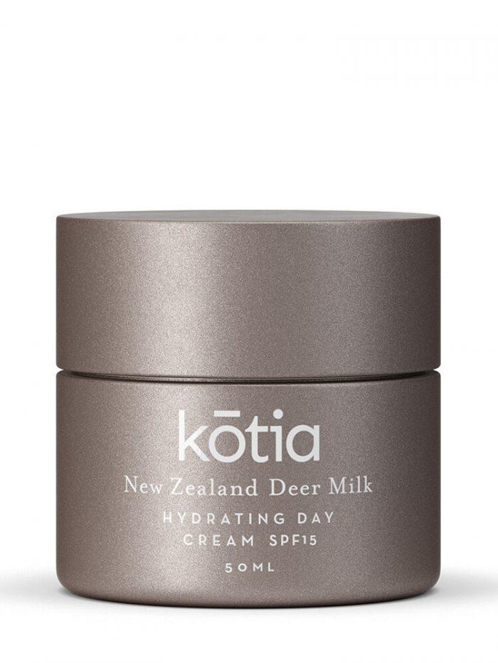 Kotia Deer Milk Hydrating Day Cream SPF 15 50g