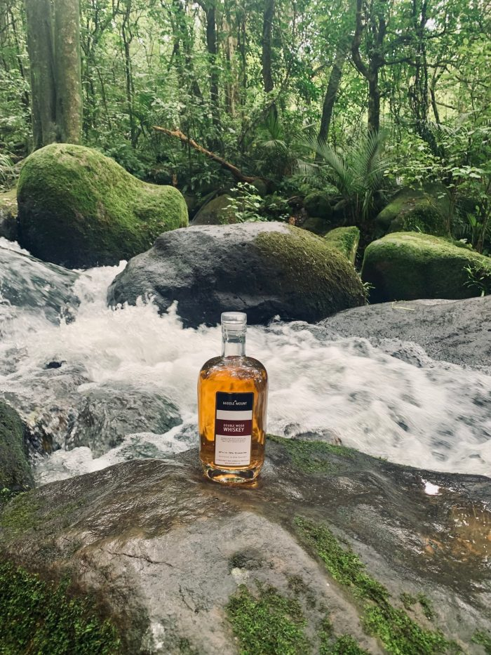 Middle Mount Double Wood Whiskey
